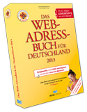 Das Web-Adressbuch f&uuml;r Deutschland 2013