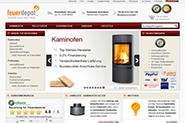 Kaminofen, Kamin und Pelletofen Shop Feuerdepot.de