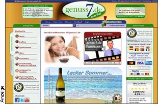 Weinversand genuss7.de