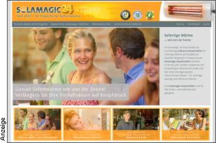 Solamagic Infrarot-Heizstrahler