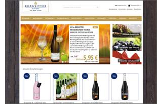 Brogsitter Weinversand