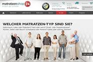 matratzenshop24.de