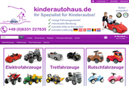 Kinderautohaus