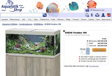 erfolgreich suchen web seiten aus dem bereich freizeit hobby tiere aquaristik. Black Bedroom Furniture Sets. Home Design Ideas