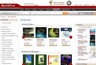 Buch24.de Hörbücher