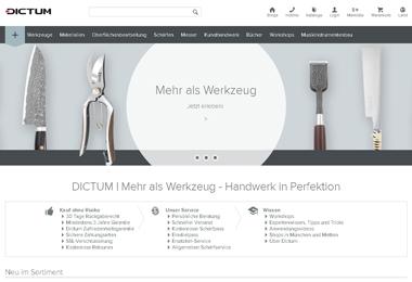 DICTUM | Mehr als Werkzeug