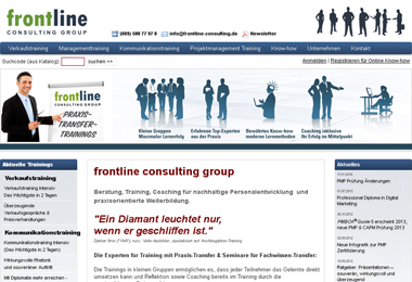 frontline consulting group
