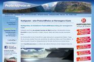 postschiffreise.de