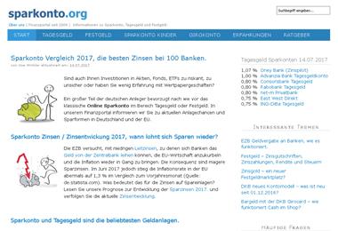 Sparkonto.org