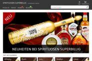 Spirituosen Superbillig Shop