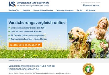 vs vergleichen-und-sparen GmbH