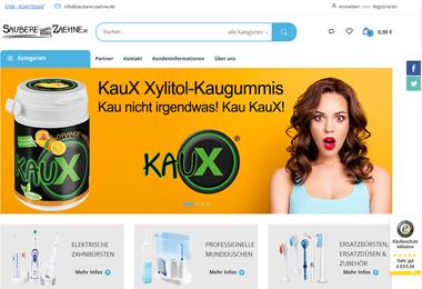 Saubere-zaehne.de